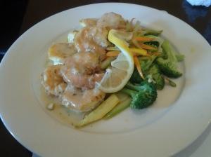 shrimp francaise